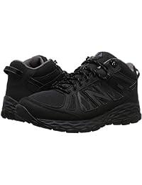 [new balance(ニューバランス)] レディースランニングシューズ?スニーカー?靴 MW1450W1 Walking Black/Castlerock 10.5 (28.5cm) EE - Wide