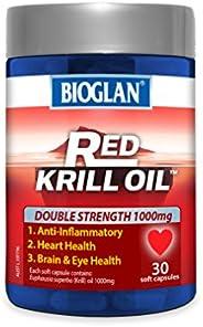 Bioglan BG Red Krill, 1000mg (30s), 0.09 Kilograms