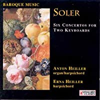 Soler;6 Concs.for 2 Keyboar