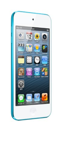 Apple iPod touch 32GB 第5世代 ブルー MD717J/A