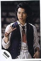 嵐 ARASHI 公式生写真 Crazy Moon ~キミ・ハ・ムテキ~ MV&ジャケ写撮影オフショット 【松本潤】