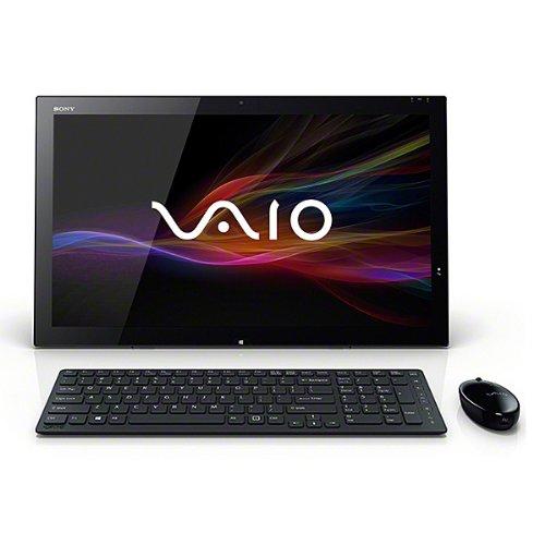 ソニー(VAIO) VAIO Tap 21 (21.5型タッチ/Win8.1_64/Ci5/4G/1T Hybrid/外付BDXL/Office) ブラック SVT21228EJB