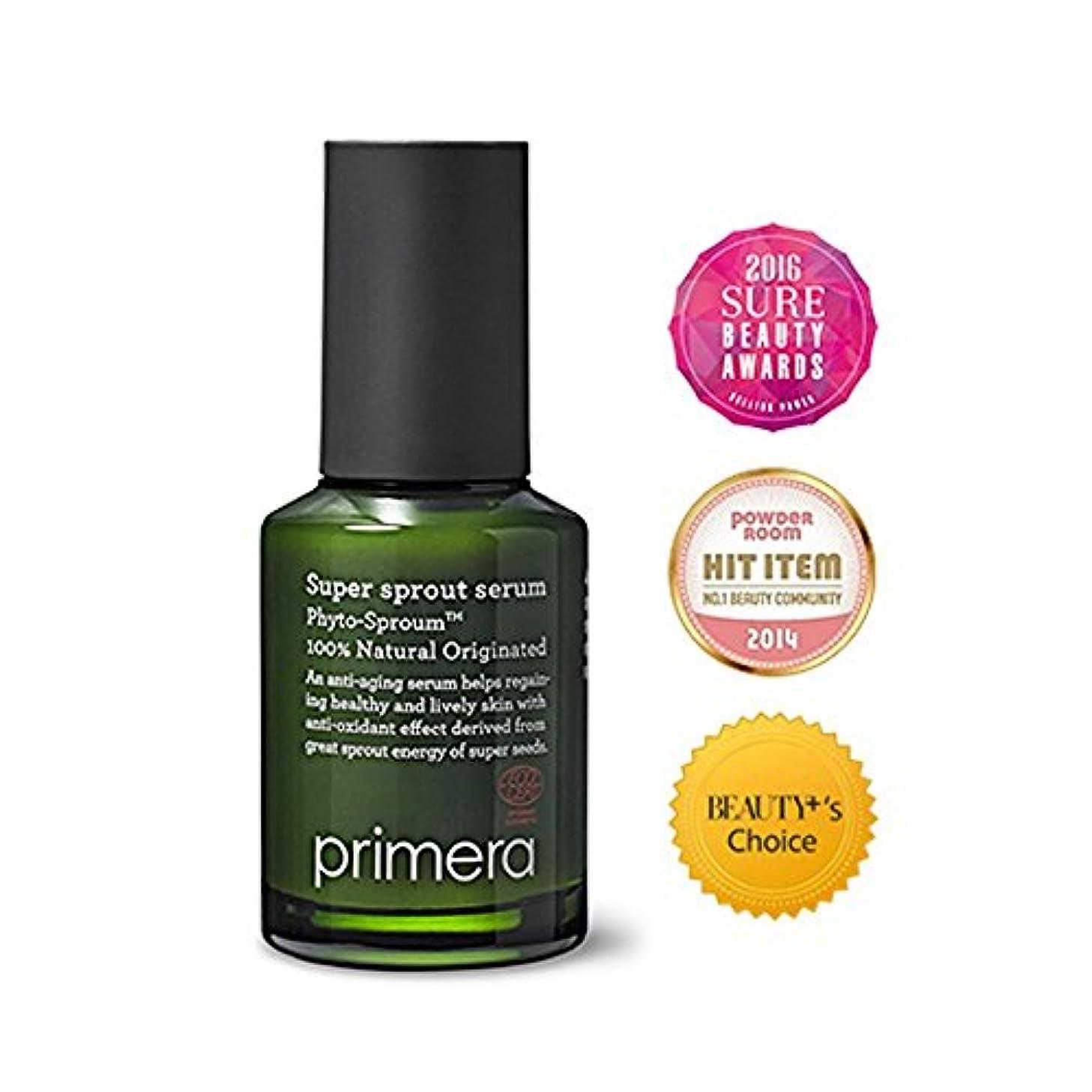 王女離す印をつけるPrimera(プリメラ) スーパースプラウトセラム(50ml) /Primera Super Sprout serum(50ml)[海外直送品] [並行輸入品]