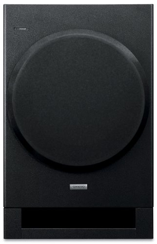 ONKYO サブウーファーシステム アンプ内蔵 ブラック SL-A251(B)