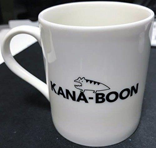 カナブーン KANA-BOON マグカップ TIME ツアー...