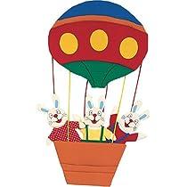 カベカザリ (気球) Balloon With Rabbits
