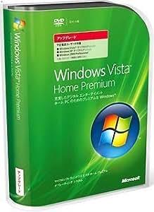 Microsoft Windows Vista Home Premium アップグレード版