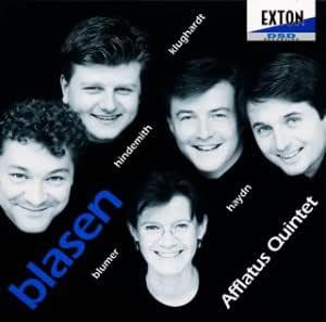 ブラーゼン-ドイツ木管五重奏曲集-