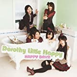 未来へ♪Dorothy Little HappyのCDジャケット
