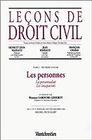 Leçons de droit civil t.1 et t.2
