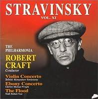 Stravinsky;Vol.XI Violin Conc.