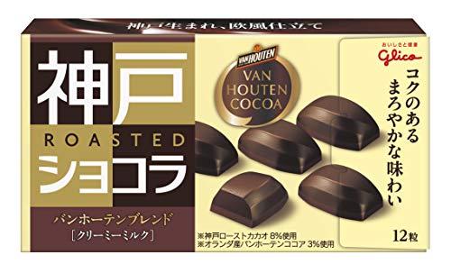神戸ローストショコラ バンホーテンブレンド クリーミーミルク 10箱