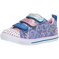 Skechers Australia Sparkle LITE - Rainbow Brights Girls Training Shoe