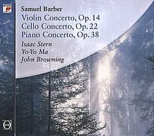 Barber: Concertos for Violin etc