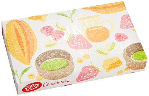 ネスレ日本 キットカット ショコラトリー ギフトボックス ミニ 8個