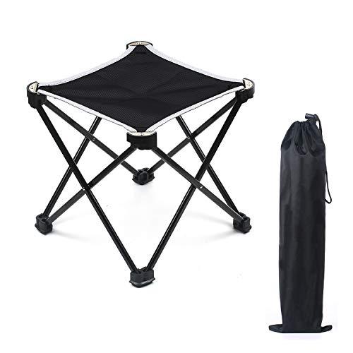 MUSON(ムソン) アウトドアチェア 折りたたみ椅子 超軽量コンパクト(耐...
