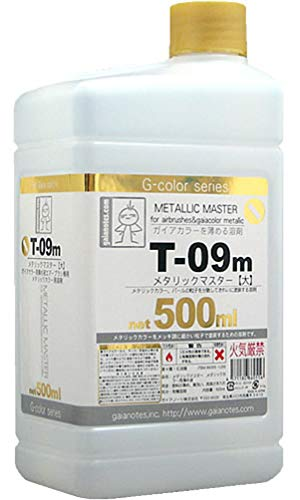 ガイアノーツ T-09m メタリックマスター (大) 500ml