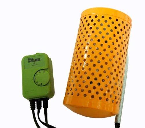 アサヒ 電子サーモスタット+ペットヒーター40W 2点保温セット