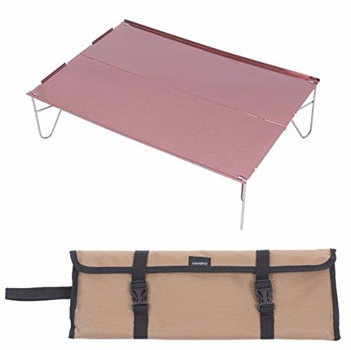 ウミネコ(UMiNEKO) ツーリング 耐熱テーブル ソロキャンプ アウトドア コンパクト キャンプ