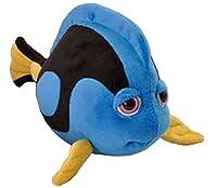 The Petting Zoo Plush Bright Eyes 12 Blue Tang Fish [並行輸入品]