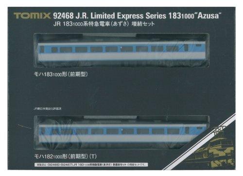 Nゲージ TOMIX 92468 183 1000系特急電車 (あずさ) 増結セット