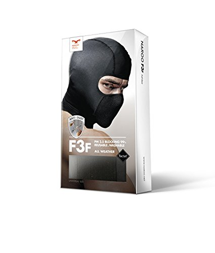 ナルーマスク『F3F』