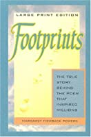 Footprints: The Story Behind the Poem That Inspired Millions (Walker Large Print Books)