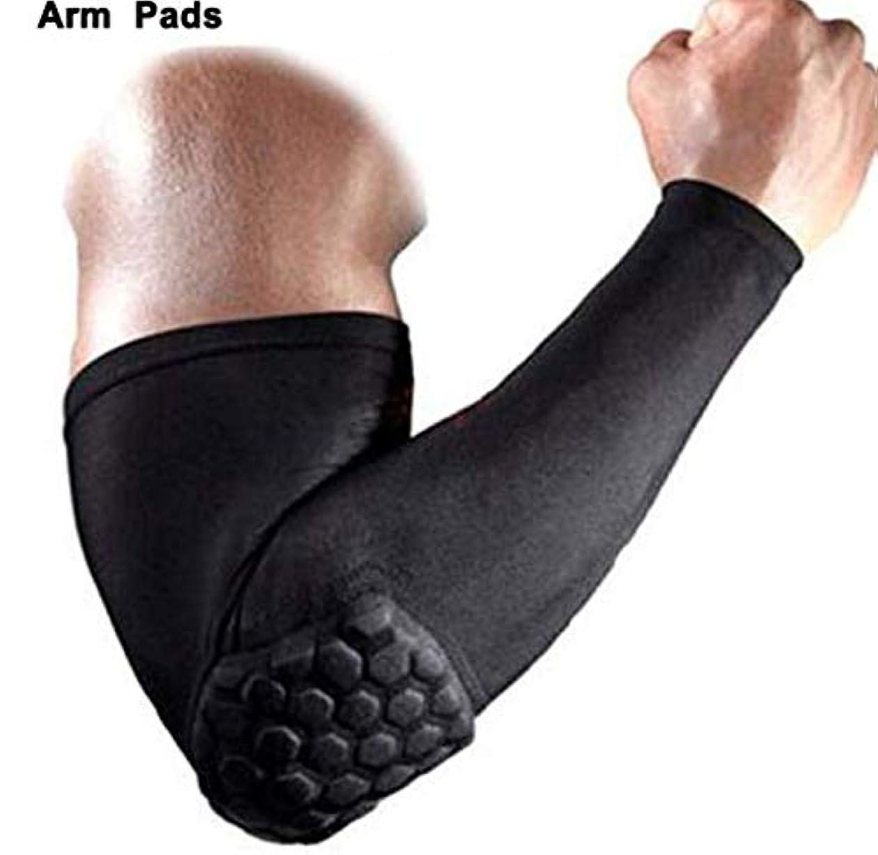 仮装毛細血管リクルートFidgetGear 膝パッド圧縮拡張サポートレッグスリーブHexpad保護Hex ハンドブラック