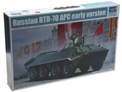 1/35 ソビエト軍 BTR-70 初期型 装甲兵員輸送車