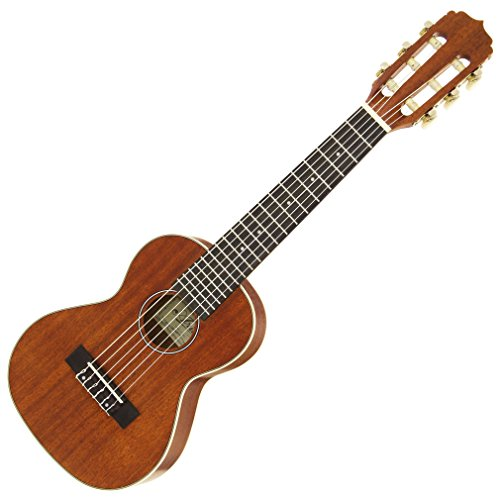 aria g uke atu 120 6 6 strings tenor ukulele mini guitar 4944465112938 ebay. Black Bedroom Furniture Sets. Home Design Ideas