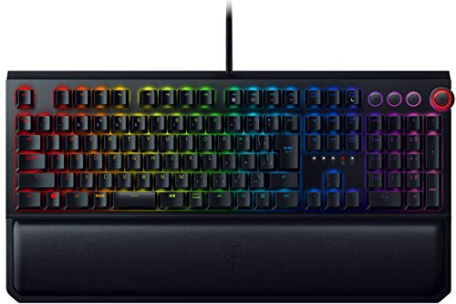 Razer BlackWidow Elite JP Yellow Switc...