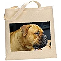Bullmastiff DOG 100% Cotton Bag(FC) 53