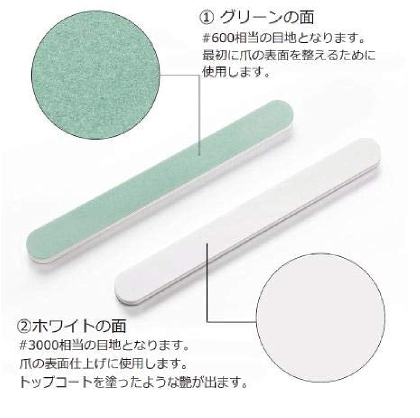 慣性葡萄常識skedan 爪 磨き ネイルシャイナー 10本入バッファー400/6000グリット ネイルをつやつやに スポンジファイル ソフトファイル ネイルポリッシュファイル