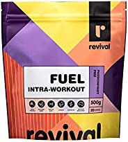 Revival Fuel Intra Workout   Performance Focused   10g of BCAA/EAA Blend   Hydration & Mineral Blend, Pass