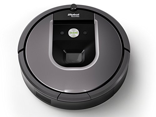 iRobot ロボットクリーナー ルンバ960 メッドシルバー R960060