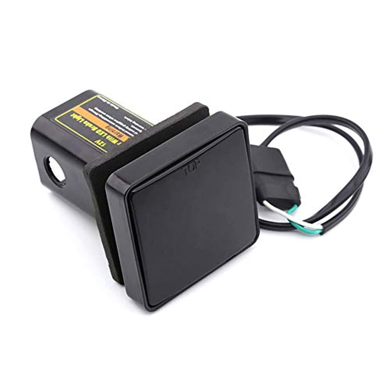 臨検伝導発音するFuntoget CCarブレーキライトLED電球12 LEDレッドブライトブレーキライトトラック用ピックアップLEDブレーキライト、テールライト、バックアップライト