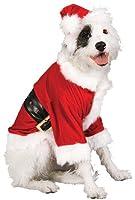 Rubie's Christmas Pet Costume, Santa Claus, Small by Rubie's