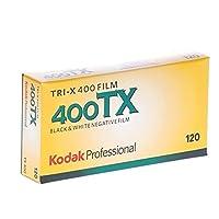 KODAK プロフェッショナル用 白黒フィルム トライ-X 400 120 5本パック 8568214