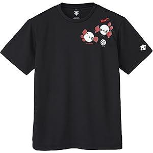 DESCENTE(デサント) バレーボール バボちゃん 半袖プラクティスシャツ DVA5740
