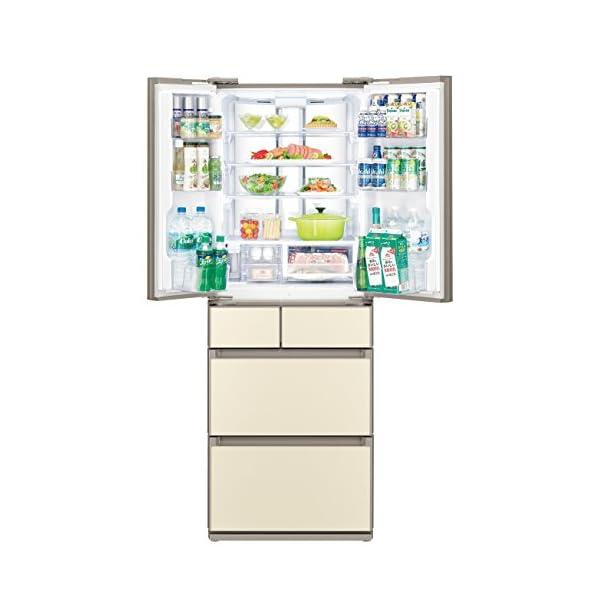 シャープ 冷蔵庫 フレンチドア[ ガラスドアタ...の紹介画像4
