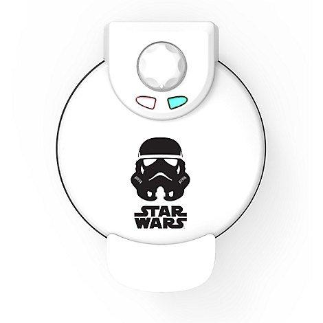 (ディズニー) Stormtrooper Waffle Maker - Star Wars ワッフルメーカー (並行輸入品) yogoru