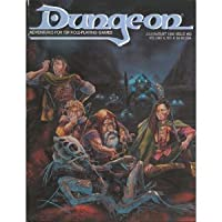 Dungeon Adventures for Tsr Role-Playing Games: Issue No. 60 (Bi-Monthly Magazine)