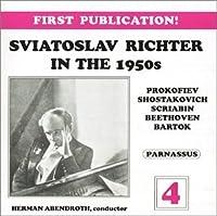 Sviatoslav Richter in the 50's 4