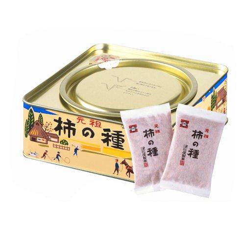 柿の種 進物缶 K05(27g×5袋)