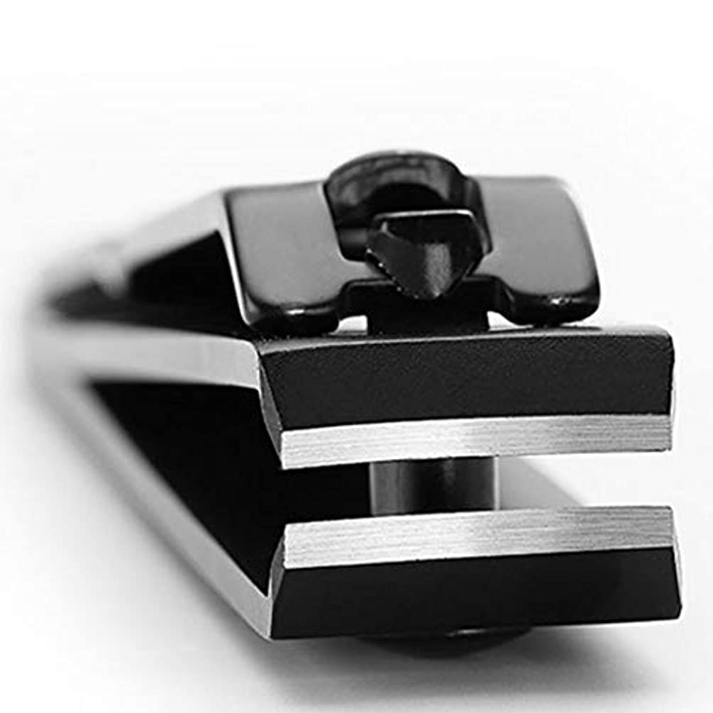 モーターオフ最近ステンレス鋼ネイルバリカン大抗スプラッシュsendネイルはさみを送信する収納袋