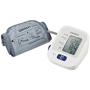 オムロン 電子血圧計 上腕式 腕帯巻きつけタイプ HEM-7123