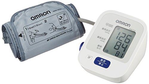 オムロン 血圧計 上腕式 腕帯巻きつけタ...