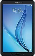 "Samsung Galaxy Tab E 8"" 16GB 4G LTE AT&T Unlocked Android 5.1.1 Lollipop (Certified Refurbished) [並行輸入品]"