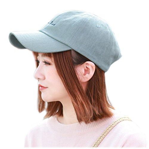 [モニコ] キャップ 帽子 レディース メンズ CAP 男女兼用 ローキャップ カーブキャップ ジェットキャップ mq17102-イエロー