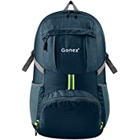 Gonex 35L Lightweight Packable Backpack Handy Foldable Shoulder Bag Daypack
